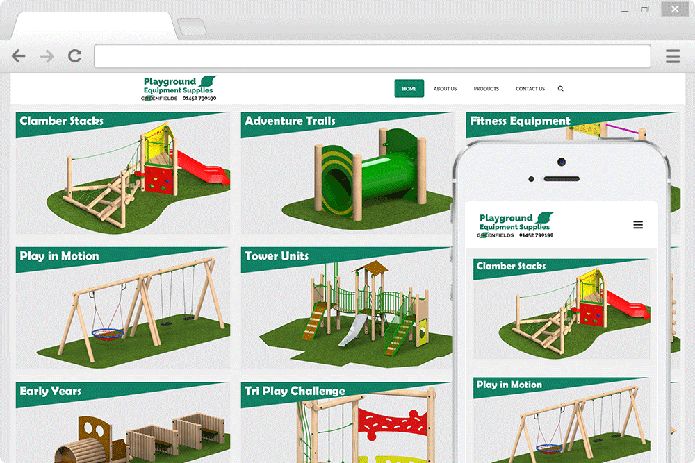 Playground Equipment Supplies Preview